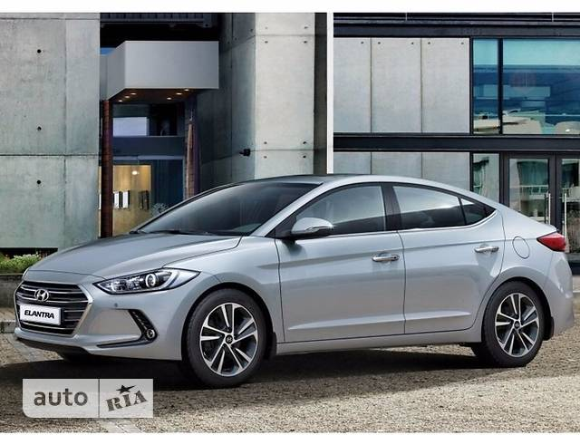 Hyundai Elantra New 2.0 DOHC AT (154 л.с.) Premium