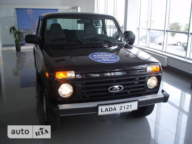 Lada 4x4 1.7 МТ (83 л.с.) 21214-010-50