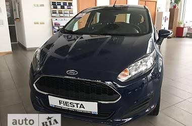 Ford Fiesta 1.25 MT (82 л.с.) Trend 2017