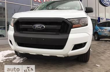 Ford Ranger 2.2D МТ (160 л.с.) 4WD (Двойная кабина) XL+ 2017