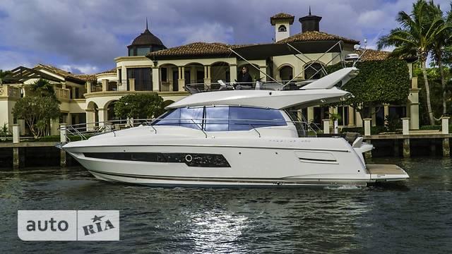 Prestige Yachts Flybridge Line 460