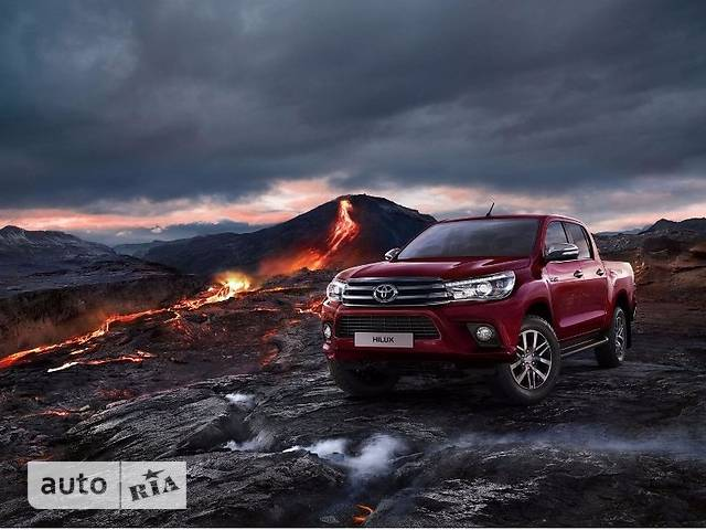 Toyota Hilux New 2.4 D-4D MT (150 л.с.) Active