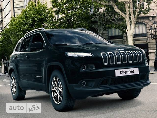 Jeep Cherokee 2.4 AT (177 л.с.) AWD Longitude