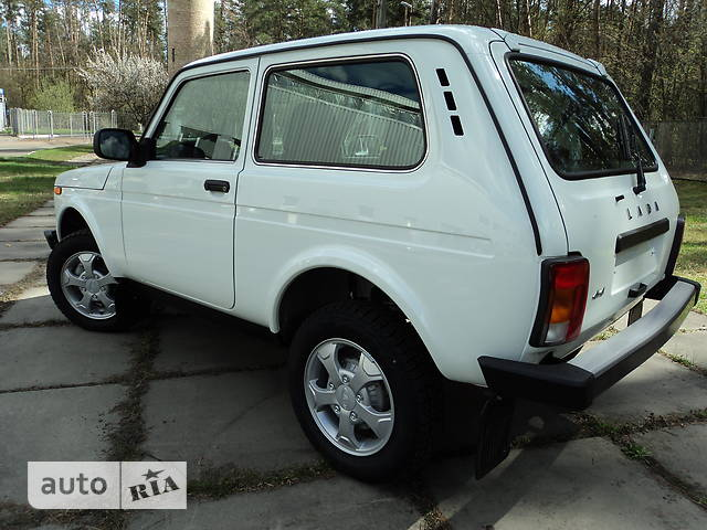 Lada 4x4 1.7 МТ (83 л.с.) 21214-031-52 Luxe