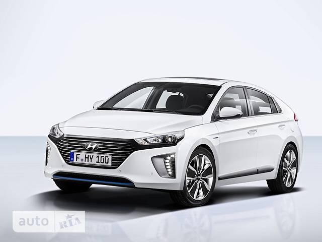 Hyundai Ioniq 1.6 DCT (105 л.с.) Hybrid Top