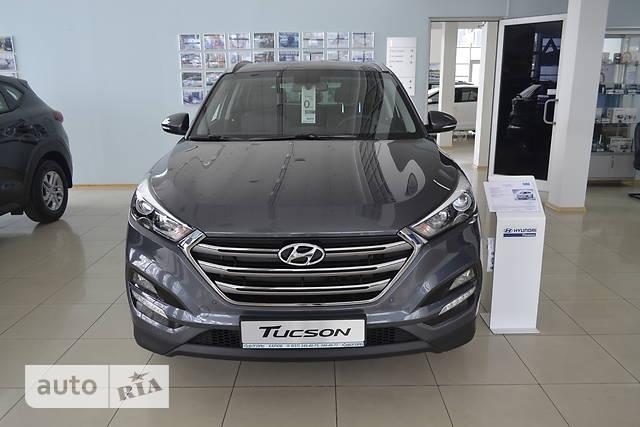 Hyundai Tucson 2.0 АT (155 л.с.)  Comfort