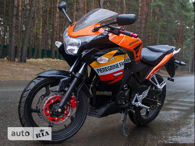 Moto-Leader ML 200CBR