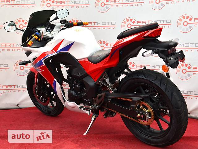 Bashan CBR 250