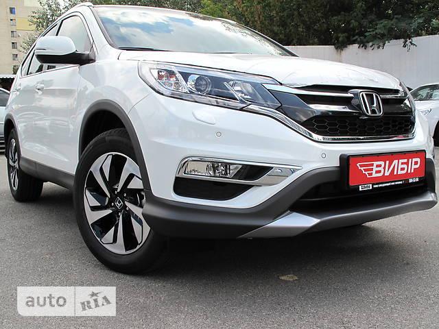 Honda CR-V 1.6D AT (190 л.с.) Executive