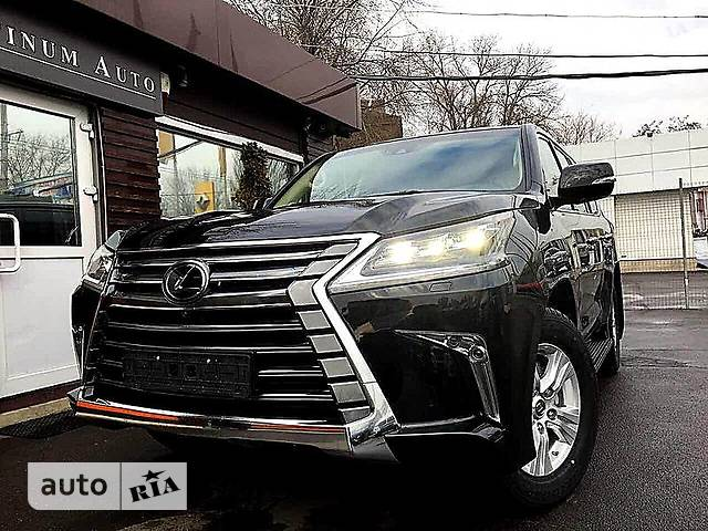 Lexus LX 450d AT (272 л.с.)