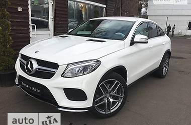 Mercedes-Benz GLE-Class GLE SUV 350d AT (258 л.с.) 4Matic   2017