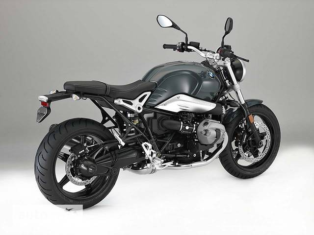 BMW R R nine T Pure