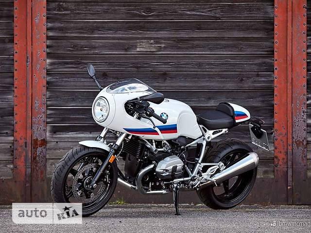 BMW R R nine T Racer