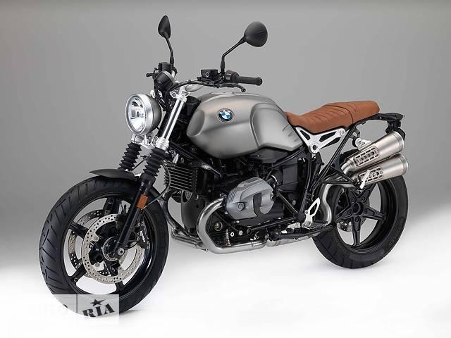 BMW R R nine T Scrambler