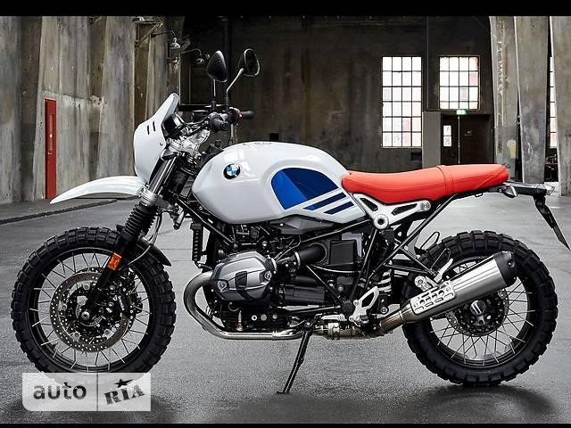 BMW R R nine T Urban G/S