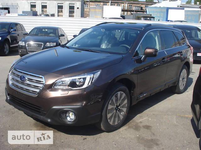 Subaru Outback 2.0D CVT (150 л.с.) 4WD  Top