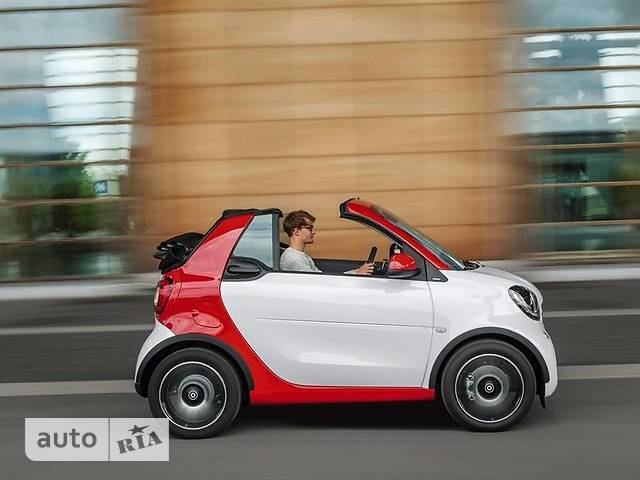 Smart Fortwo 0.9 AT ( 90 л.с.) Standart