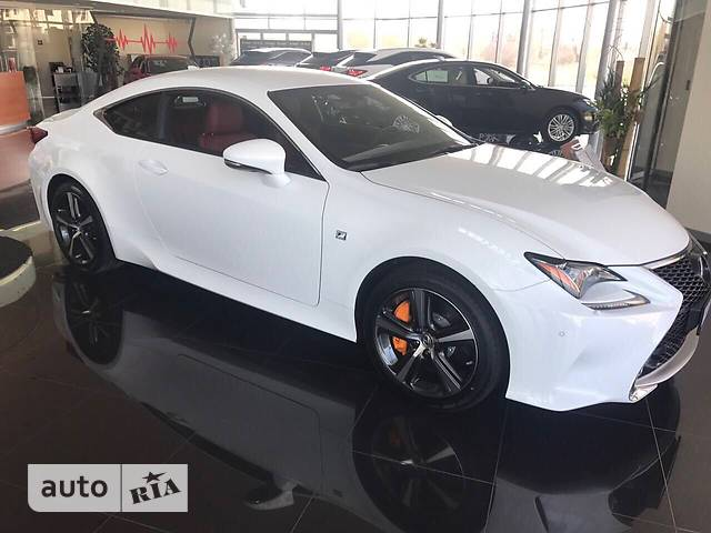Lexus RC 200t AT (241 л.с.)
