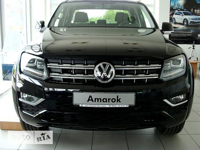 Volkswagen Amarok DoubleCab New 2.0D АT (180 л.с.) 4Motion Rancho N0K