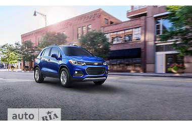 Chevrolet Tracker FL 1.8 МТ (140 л.с.) LS 2017