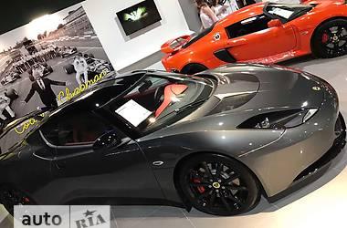Lotus Evora S 3.5 AT (345 л.с.)  2017