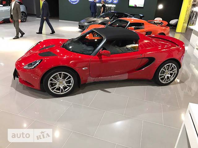 Lotus Elise S 1.8 MT (220 л.с.)  20th Anniversary Edition