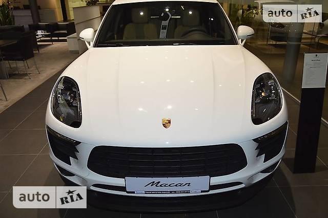 Porsche Macan S 3.0D AT (245 л.с.)