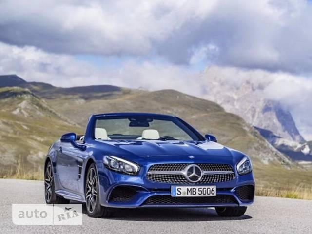 Mercedes-Benz SL-Class SL 500 AT (456 л.с.)