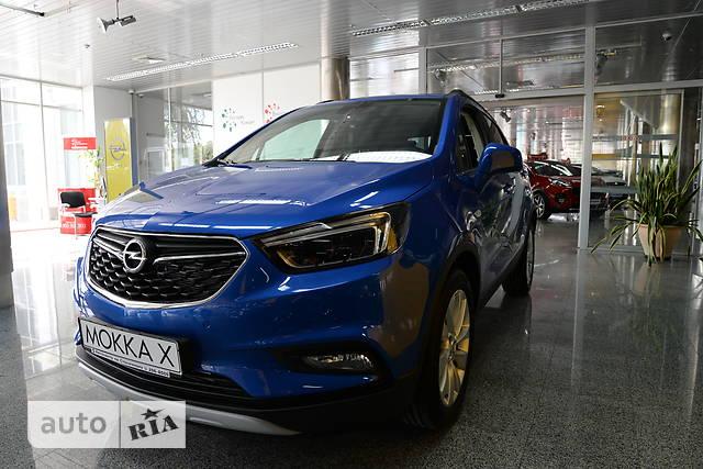 Opel Mokka 1.6D АT (136 л.с.) Innovation