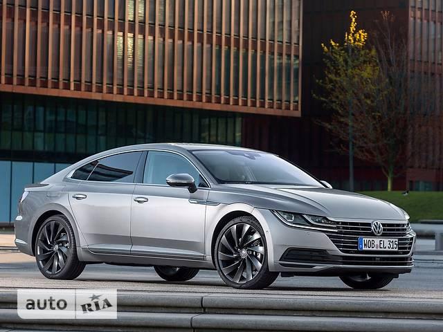 Volkswagen Arteon 2.0TSI AT (190 л.с.) Elegance