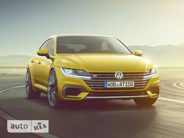 Volkswagen Arteon 2.0TSI AT (280 л.с.) 4Motion R-Line