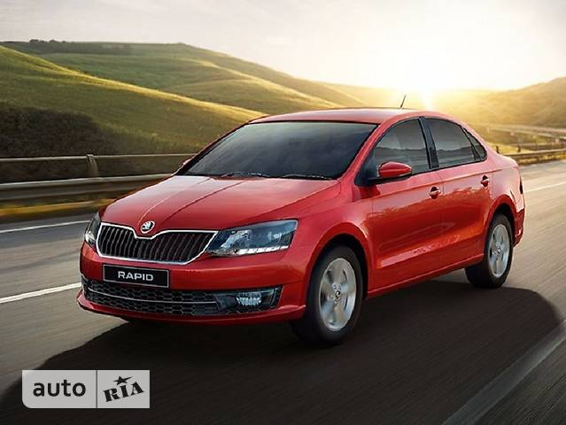 Skoda Rapid New 1.0 TSI MT (110 л.с.) Active