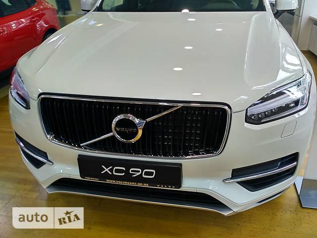Volvo XC90 D5 2.0 8AT (235 л.с.) AWD Momentum