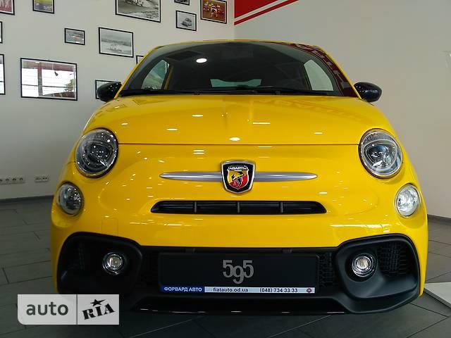 Fiat 500 Abarth 1.4T AT (145 л.с.) 595 Elaborabile