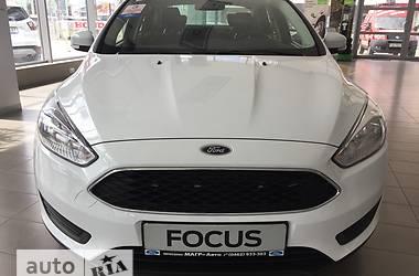 Ford Focus 1.5D MT (120 л.с.) Business 2017