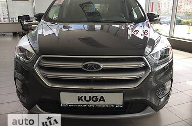 Ford Kuga New 2.0D MT (150 л.с.) 2WD Trend 2017