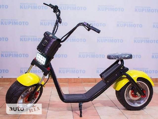 Comman SEEV Citycoco 1200 Sport