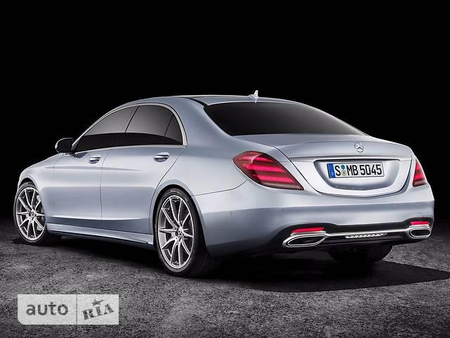 Mercedes-Benz S-Class S 350d AT (286 л.с.)
