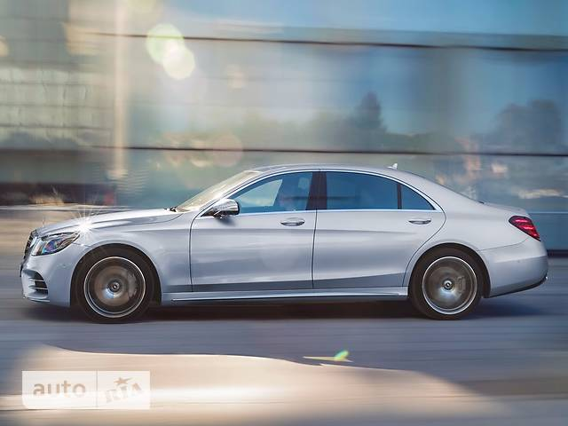Mercedes-Benz S-Class S 450 AT (367 л.с.) Long
