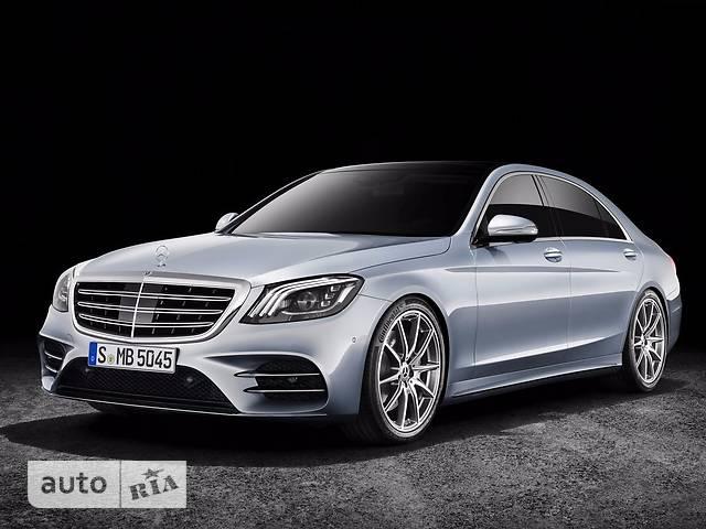 Mercedes-Benz S-Class S 450 AT (367 л.с.) 4Matic Long