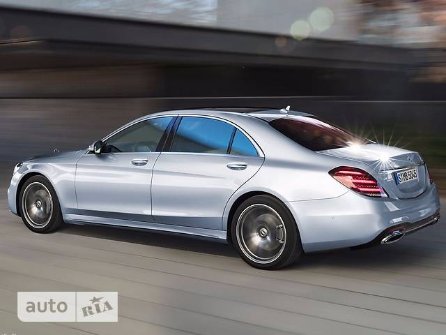 Mercedes-Benz S-Class S 560 AT (469 л.с.) 4Matic Long