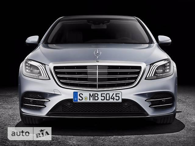 Mercedes-Benz S-Class S 560 AT (469 л.с.) 4Matic
