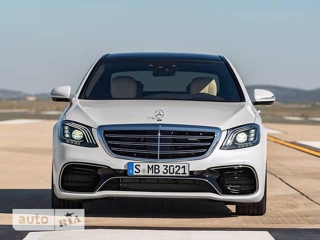 Mercedes-Benz S-Class Mercedes-AMG S 63 AT (612 л.с.) 4Matic Long