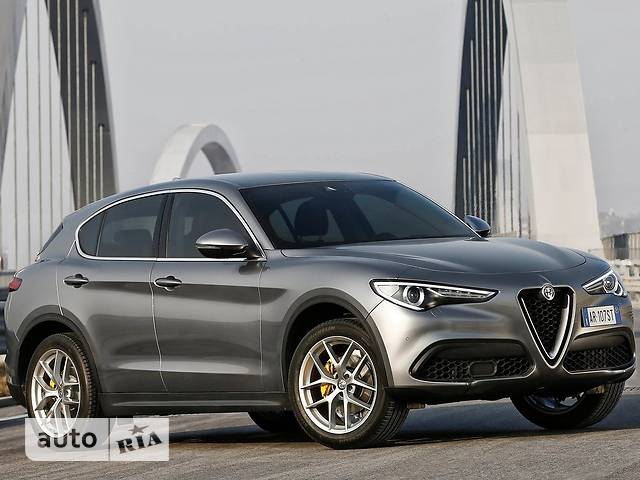 Alfa Romeo Stelvio 2.0 AT (280 л.с.) First Edition Q4