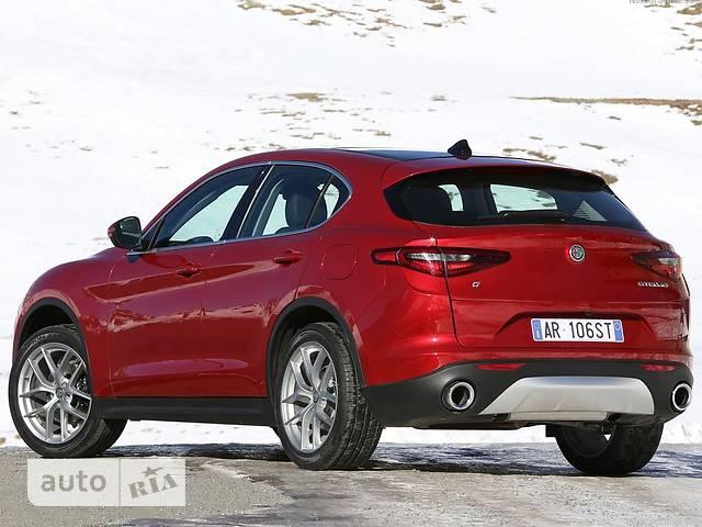 Alfa Romeo Stelvio 2.0 AT (280 л.с.) Launch Edition