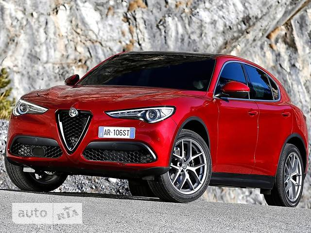 Alfa Romeo Stelvio 2.0 AT (280 л.с.) First Edition Q4