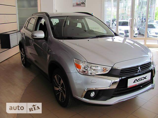 Mitsubishi ASX 2.0 CVT (150 л.с.) Instyle