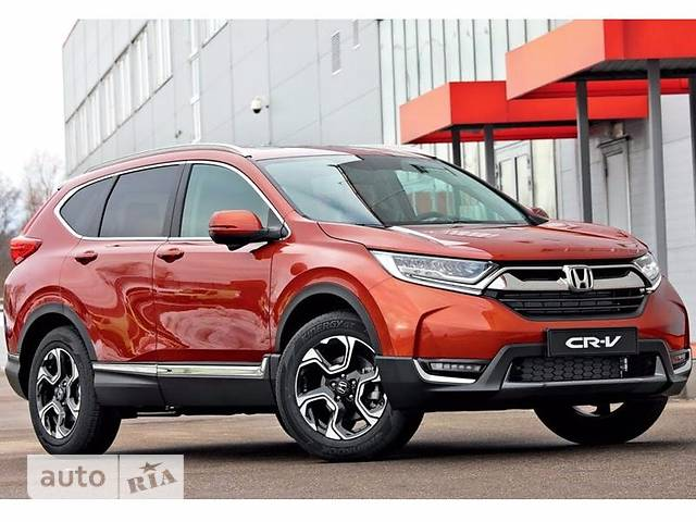 Honda CR-V 2.4 CVT (186 л.с.) Prestige