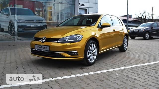 Volkswagen Golf New VII 1.4 TSI AТ (150 л.с.) Comfortline
