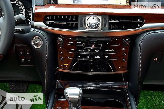Lexus LX 450d AT (275 л.с.) AWD